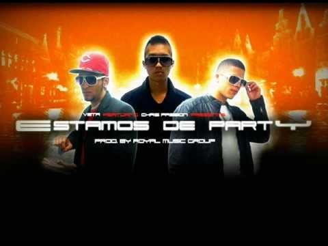 Chris Passion ft. Veta - Estamos De Party (prod. by Royal Music Group)