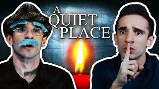 BE QUIET! (A Quiet Place Parody)