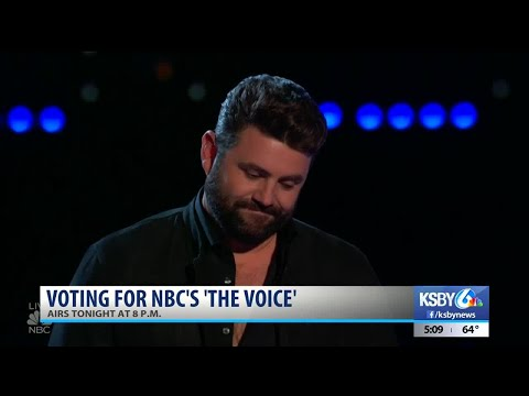 Pryor Baird Sings For Top 4 Spot On 'The Voice' Monday