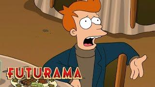 FUTURAMA | Season 1, Episode 9: The New Bender | SYFY