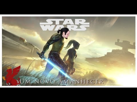 Resenha do Rei Grifo: Star Wars Um - Novo Amanhecer