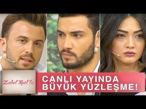 Zuhal Topal la 211. Bölüm (HD) | Tolga İddialara Cevap Verdi Stüdyoda Yer Yerinden Oynadı!