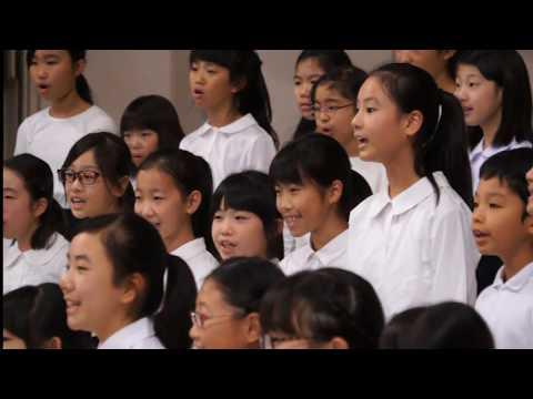 20181110 3 愛知県刈谷市立亀城小学校【合唱部門 最優秀賞】