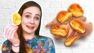 Irish People Try American Hand-Crafted Chips