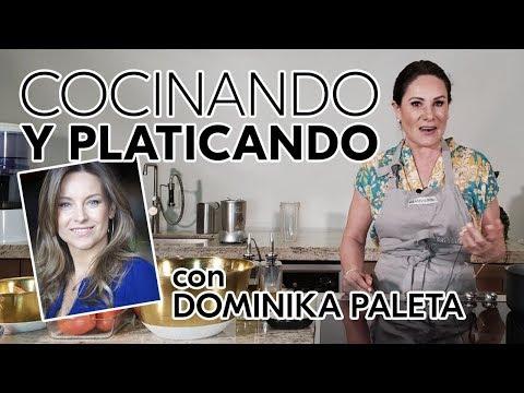 ¡Cocinando con Dominika Paleta! Cómo hacer sopa de tomate polaca I Puro Glow