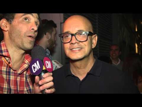 Bahiano video Entrevista CM (Up Front Sony Music) - Octubre 2015