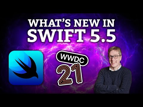 What's new in Swift 5.5 thumbnail
