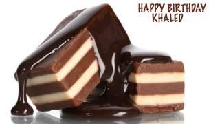 Khaled  Chocolate - Happy Birthday