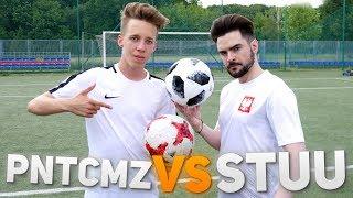 Stuu VS PNTCMZ Football | Piłkarski pojedynek!