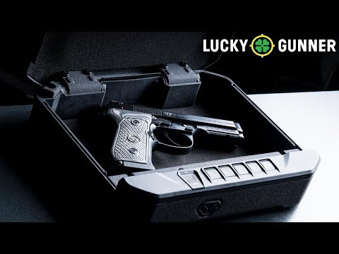 A Guide to Quick Access Pistol Safes