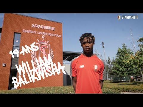 Nouveau contrat pro pour William Balikwisha