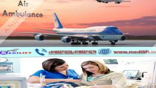 Select the Fastest Air Ambulance Service Provider in Patna