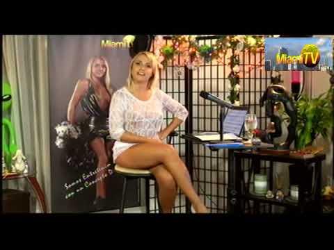 Miami TV - Jenny Scordamaglia Jenny entretenimiento Be