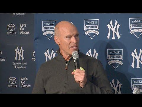 Mark Messier Q&A at Yankee Stadium