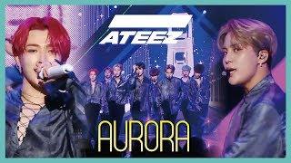 [HOT] ATEEZ   AURORA, 에이티즈   AURORA Show Music Core 20190713