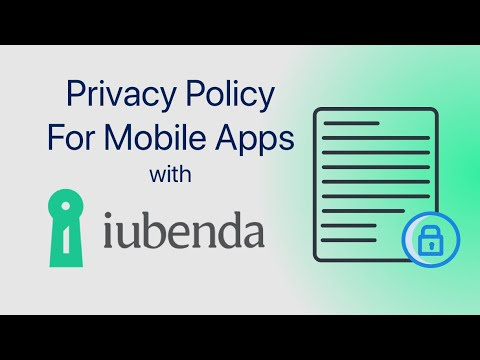 , title : '(Ep 61) How To Create A Privacy Policy For A Mobile App'