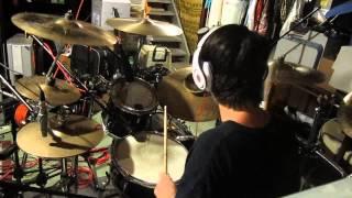 Dance Gavin Dance: Heat Seeking Ghost of Sex - Drum Cover - STUDIO QUALITY!