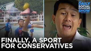 Sepak Takraw: The Perfect Sport for Conservatives | The Daily Show