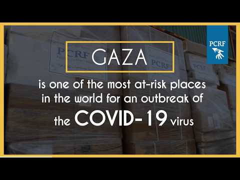 Support our COVID-19 Relief Efforts in Palestine
