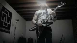 DethkloK - Hatredy (Guitar Cover)