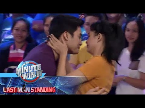 Minute To Win It: Yam, may kakaibang pag-welcome kay McCoy