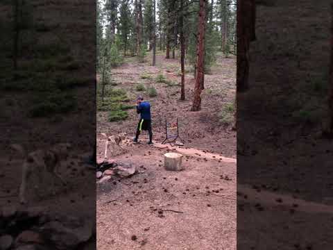 Video Of Pike National Forest Extended Buffalo Creek Access, CO