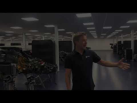 Day 2: Workshop tour - Race Team