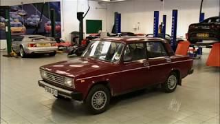Top Gear (Сезон 1 Эпизод 08) Lada by Lotus