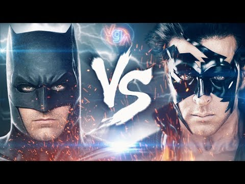 Krrish Vs Batman Trailer (Epic Fan Made)