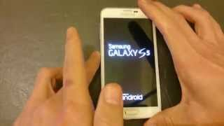 Galaxy S5: How Bypass Password (Lock Screen, Pin, Pattern, Finger Print, Swipe)