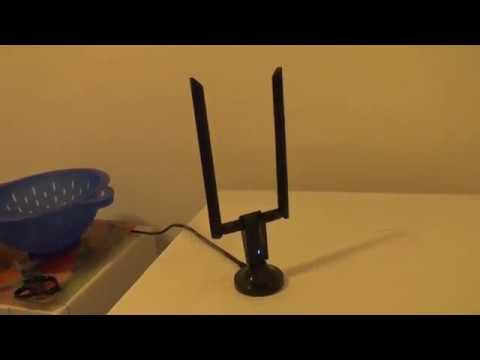 Doppel WLAN Antenne INMUA für beste WLAN-Stabilität über 5 Ghz