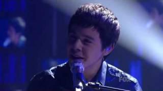 David Archuleta - Imagine - American Idol season 9 - april 7 2010 HQ