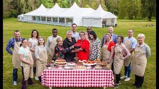 Here's The Truth Behind Why The Great British Baking Show Takes Place In A Tent..Watch !