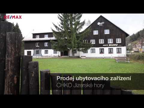 Video Prodej penzionu 1670 m², Lučany nad Nisou
