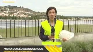 DirectobrasTV - Inauguração do Centro de Acolhimento do Tejo - Abrantes