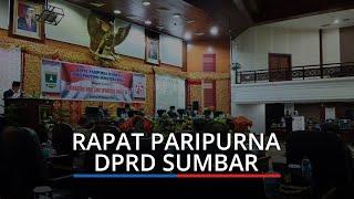 Provinsi Sumatera Barat HUT ke-75, Ketua DPRD Ada yang Belum Tahu Hari Jadi 1 Oktober 1945