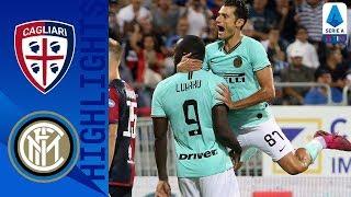 Cagliari Vs Inter Milan Live Score