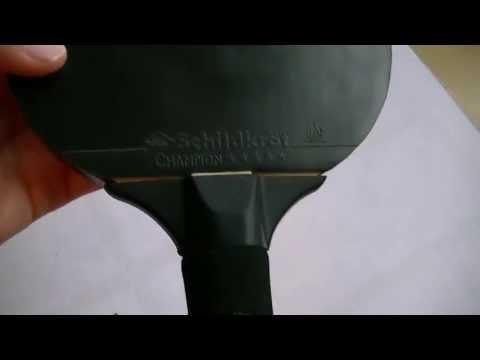 Tischtennisschläger Donic-Schildkröt Sensation Line Level 700 (1080p)