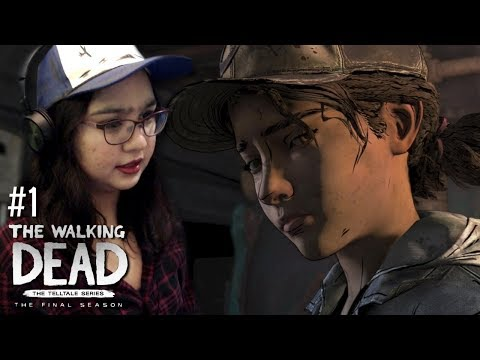 RIGHT OR WRONG? - Let's Play: The Walking Dead The Final Season Episode 3: Broken Toys Part 1