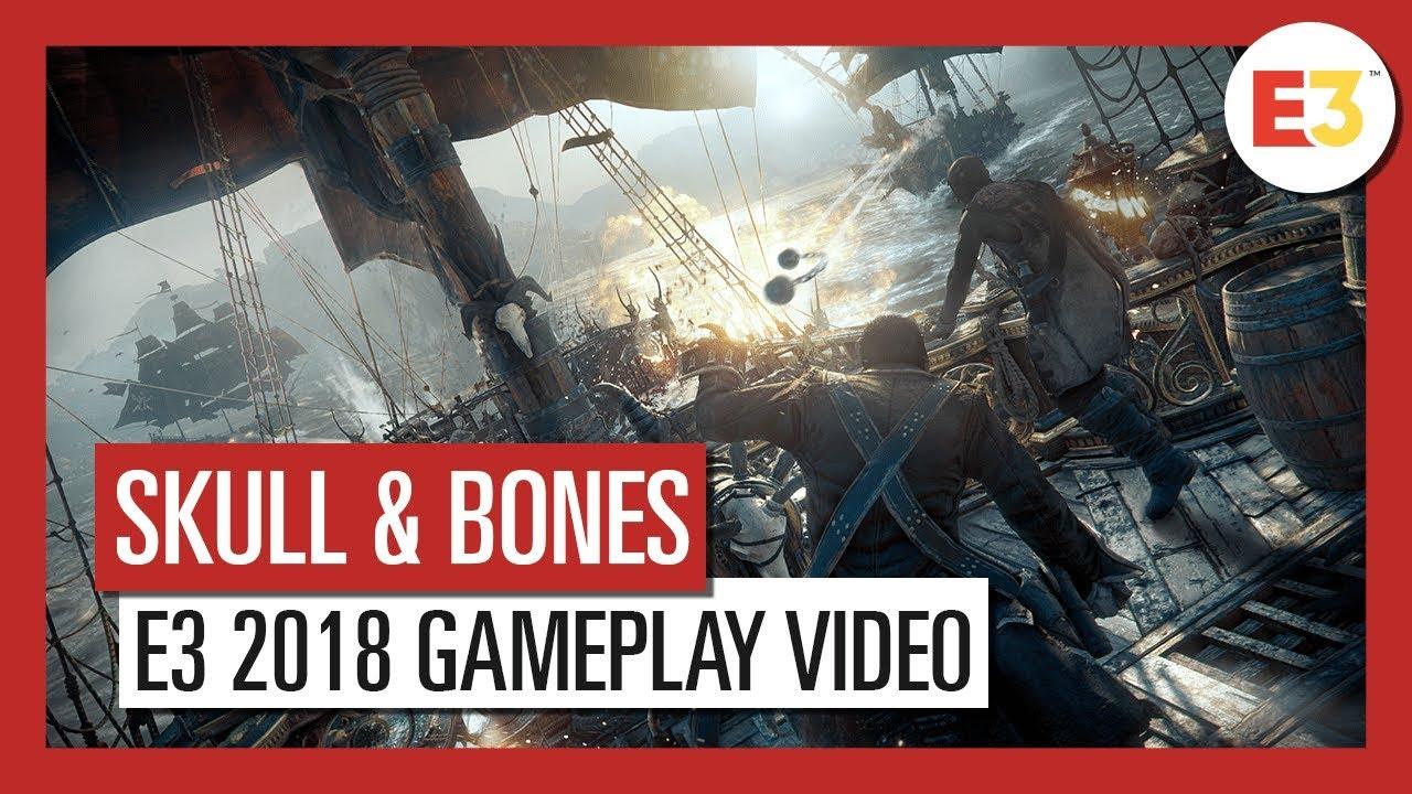Mostrati i Combattimenti Navali di Skull & Bones Durante l' E3 2018