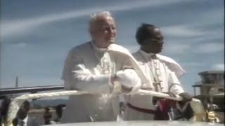 En la fiesta de San Juan Pablo II