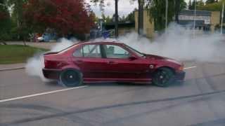 BMW E36 325 Turbo Tireslayer TEAM ARG