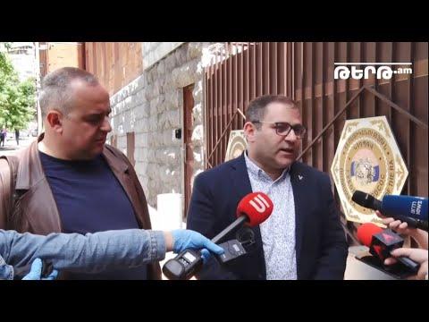 «ՎԵՏՕ» շարժման ղեկավար Նարեկ Մալյանը հրավիրվել է Ոստիկանության 6-րդ վարչություն