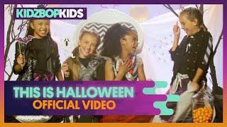 KIDZ BOP Kids - This Is Halloween (Official Music Video)