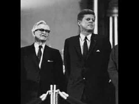 John F. Kennedy was killed on november 22, 44 years ago. ¿What do you think about him?