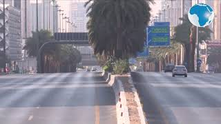 Covid-19: Empty mosques and streets in Saudi capital during Eid