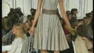 Moda Cosmo: Oscar de la Renta Primavera/Verano 2009