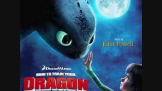 How to train your dragon Score: Forbidden friendship