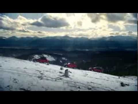 Jeep Commercial for Jeep Big Finish (2013 - 2014) (Television Commercial)