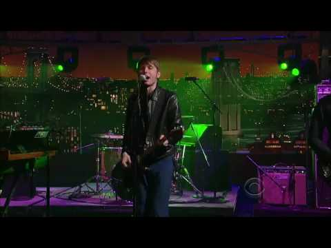 Franz Ferdinand - No You Girls HD (Late Show with David Letterman 2009)